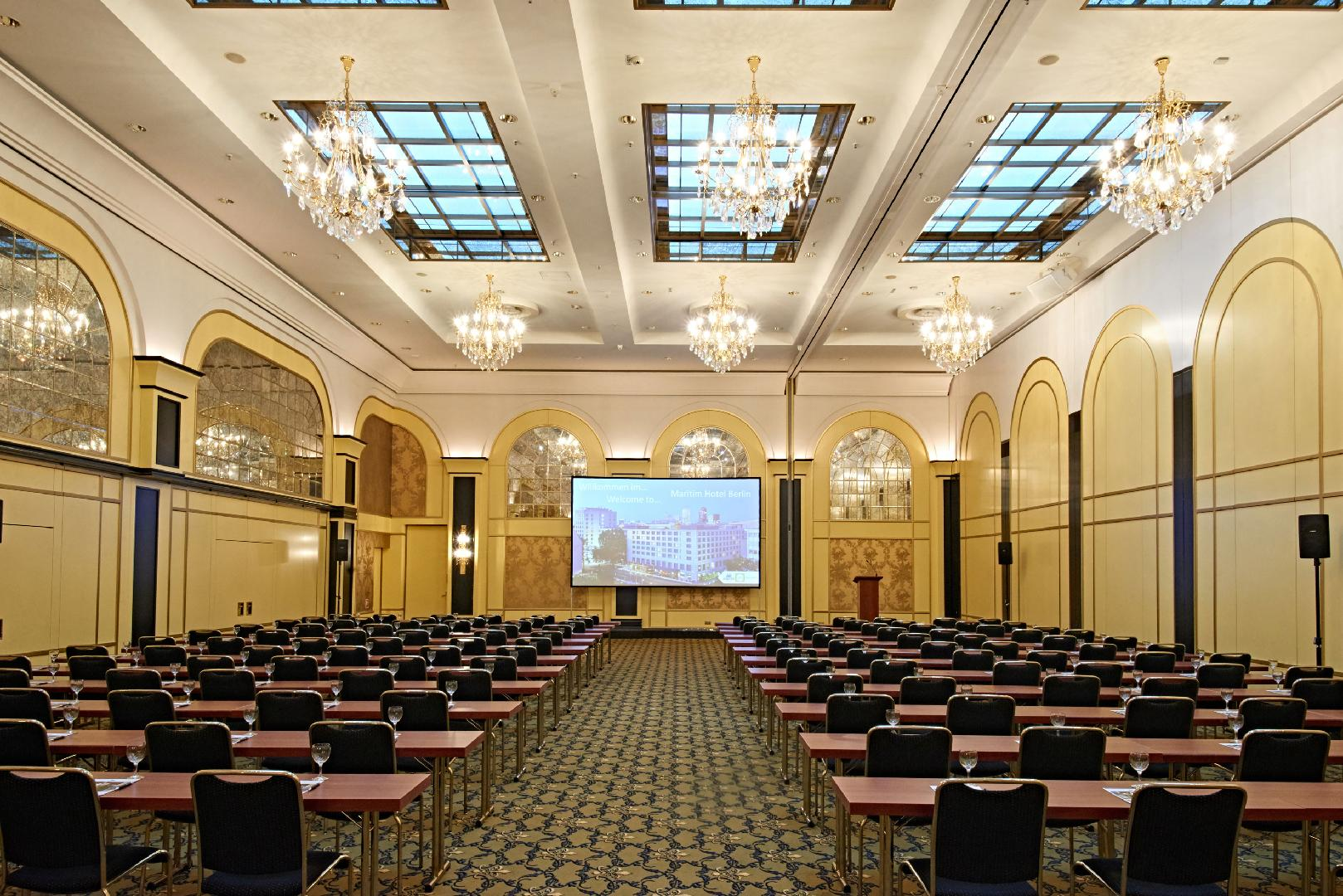 Picture 2 of Saal Berlin (Sektion C)
