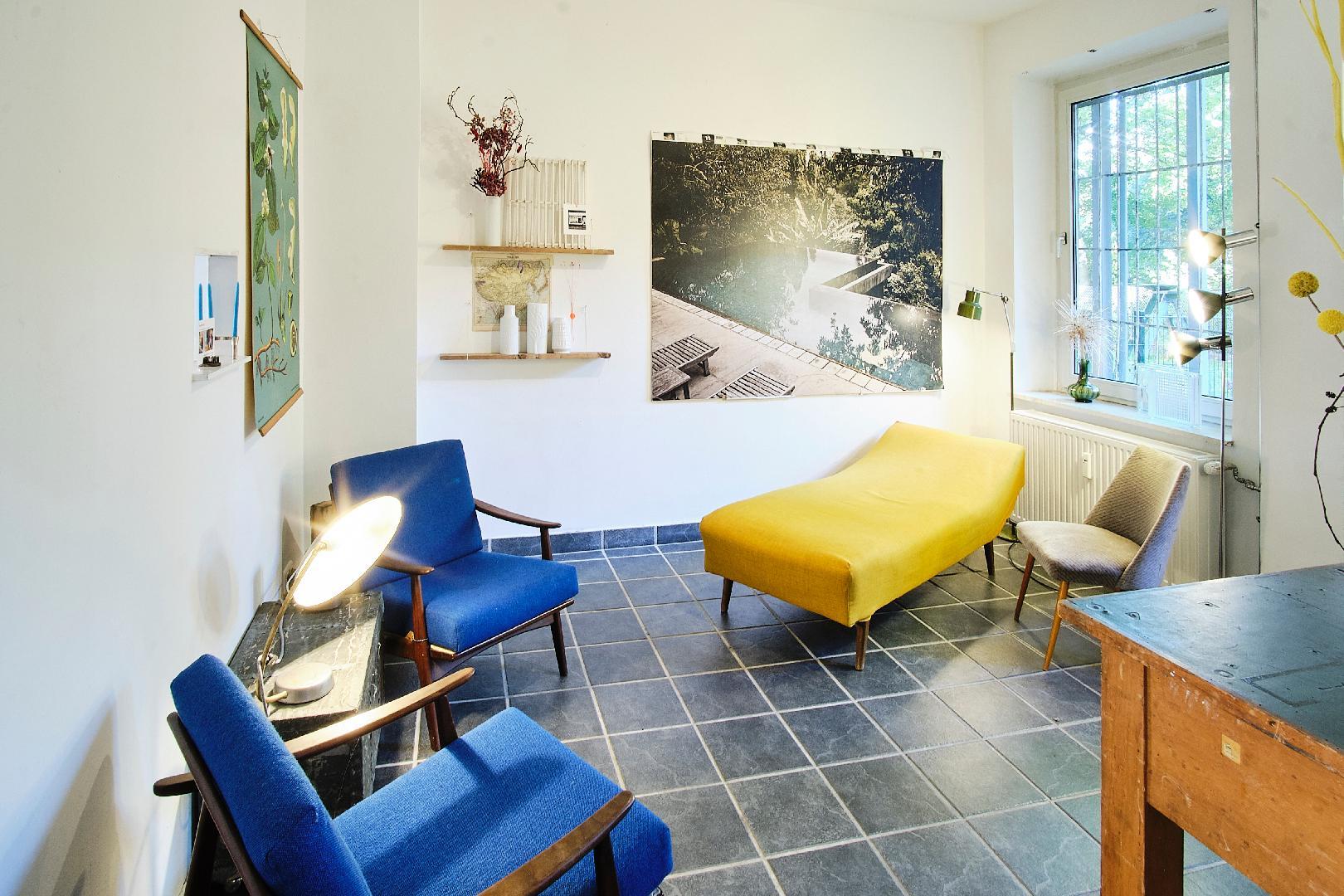 Picture 3 of Stilvoller Raum in Dänischem Vintage-Stil zum Mieten
