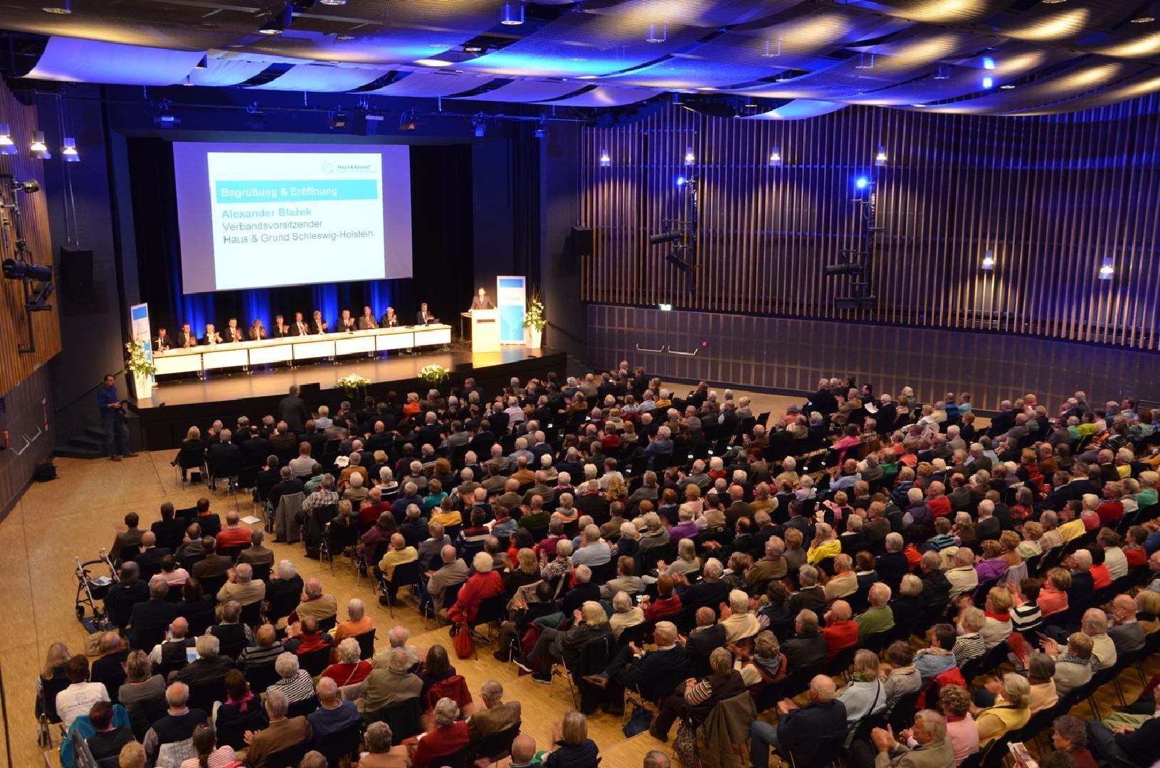 Bild 2 von Messe Husum & Congress - DAS Veranstaltungshaus in Schleswig-Holstein