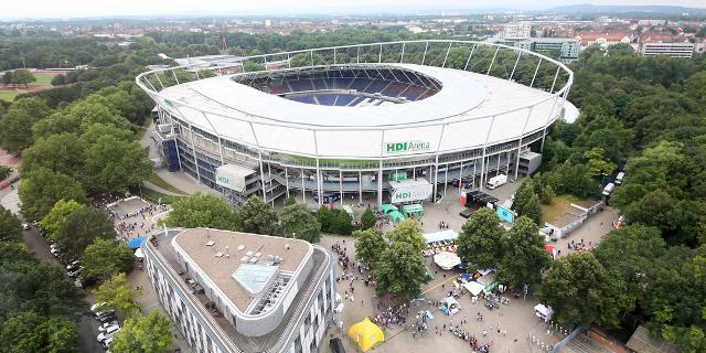 Bild 1 von HDI Arena