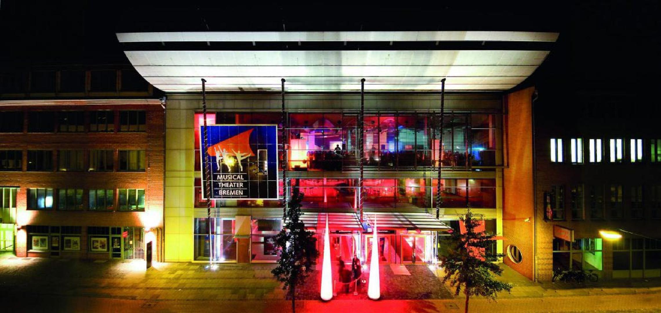 Bild 2 von Renommierter Theatersaal