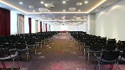 KFZ-befahrbare Konferenzräume im Mercure Hotel MOA Berlin