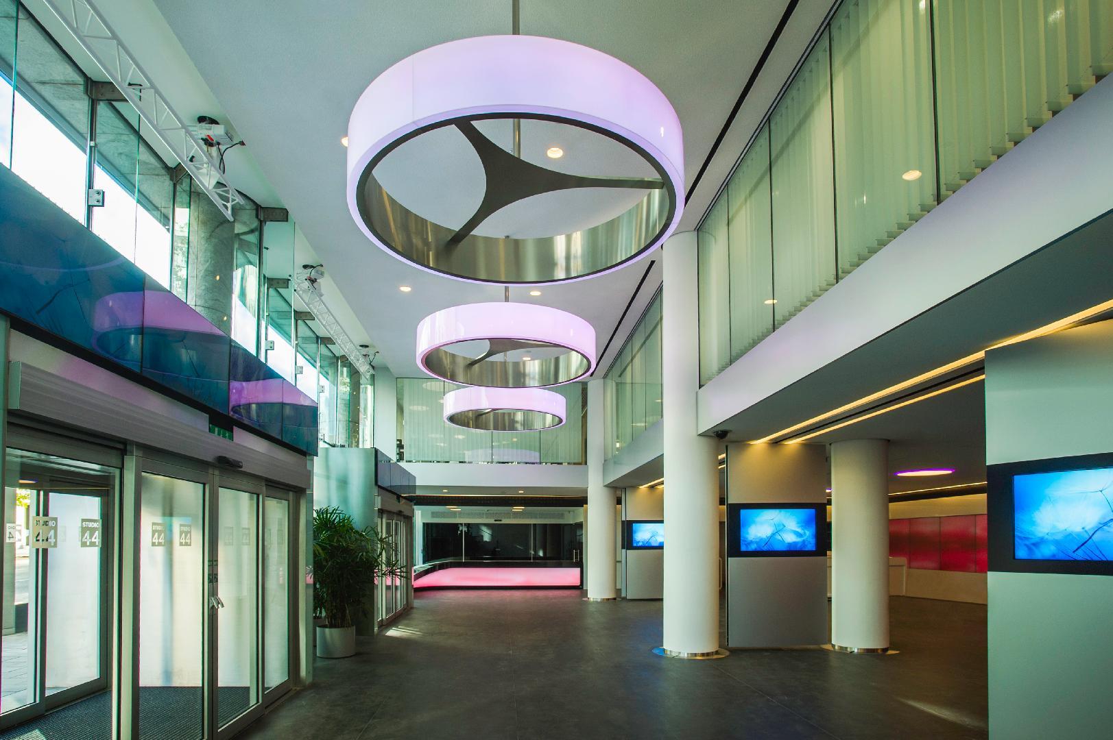 Das Studio 44 Loft: Empfangsbereich und Lounge