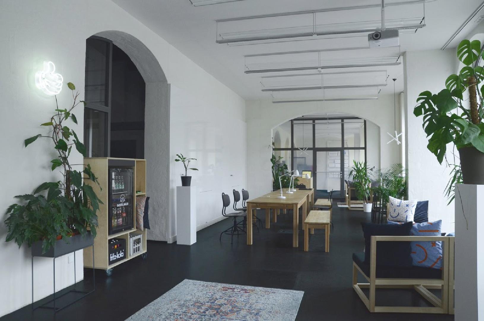 Picture 3 of Basislager Coworking - Seminarraum in Leipzig - Seminar und Schulung