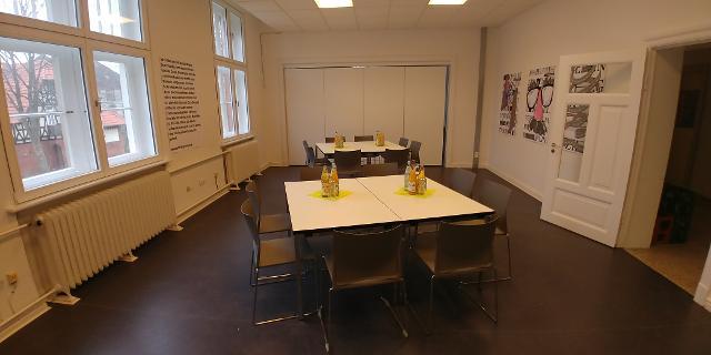 Bild 6 von Seminarraum
