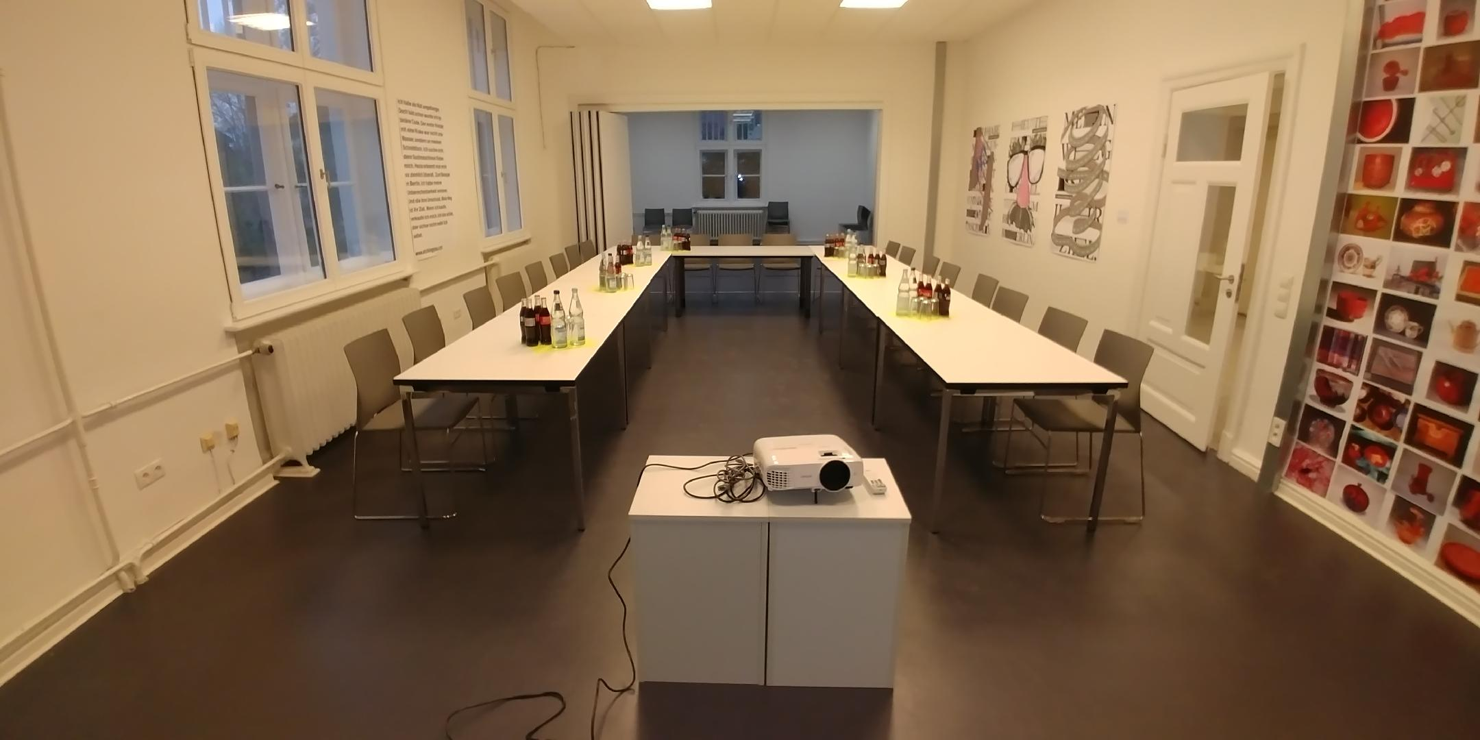 Bild 2 von Seminarraum
