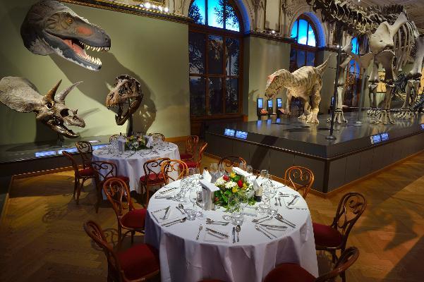 Naturhistorisches Museum, Sauriersaal