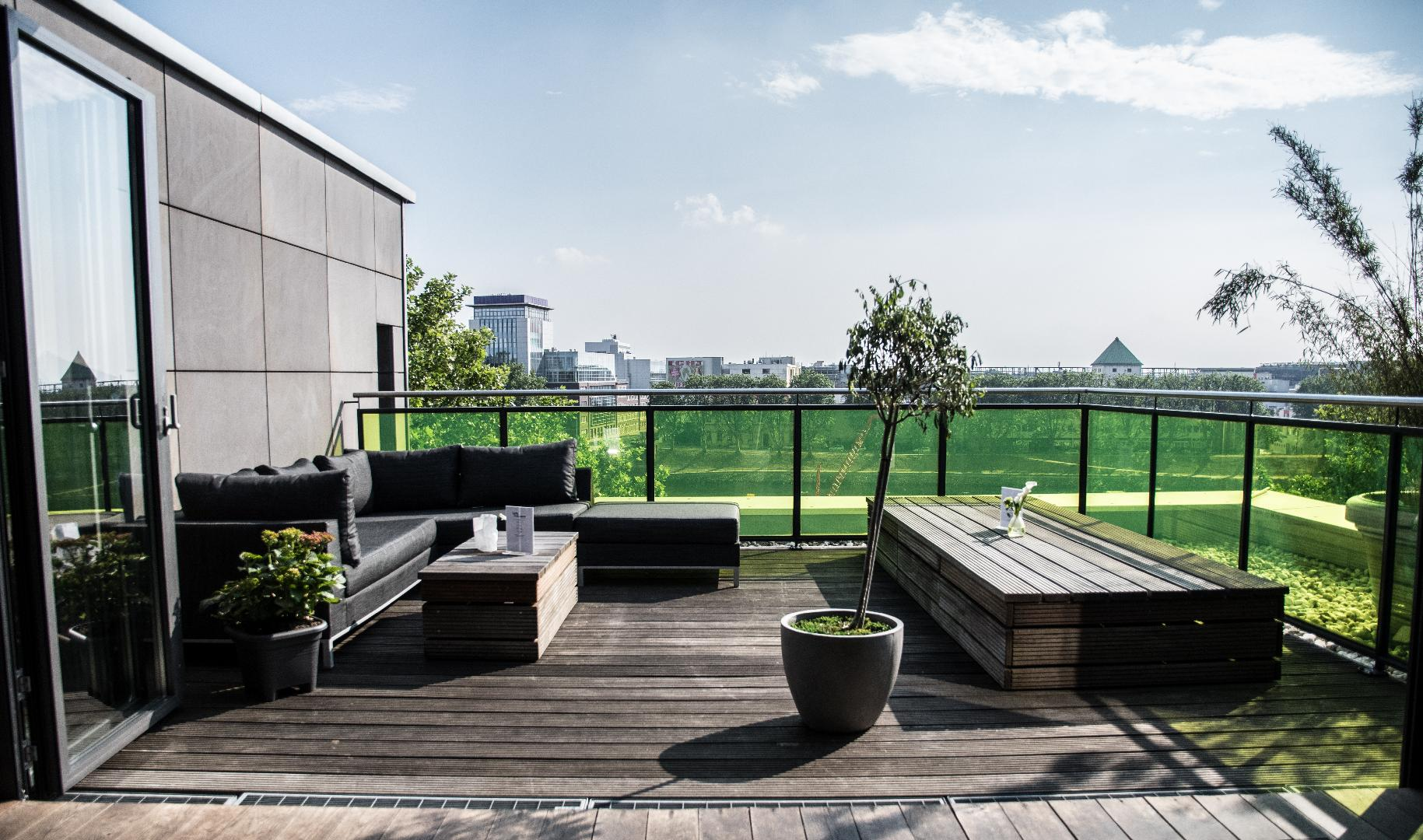 Designhotel ÜberFluss – restaurant, event location – Venue ...
