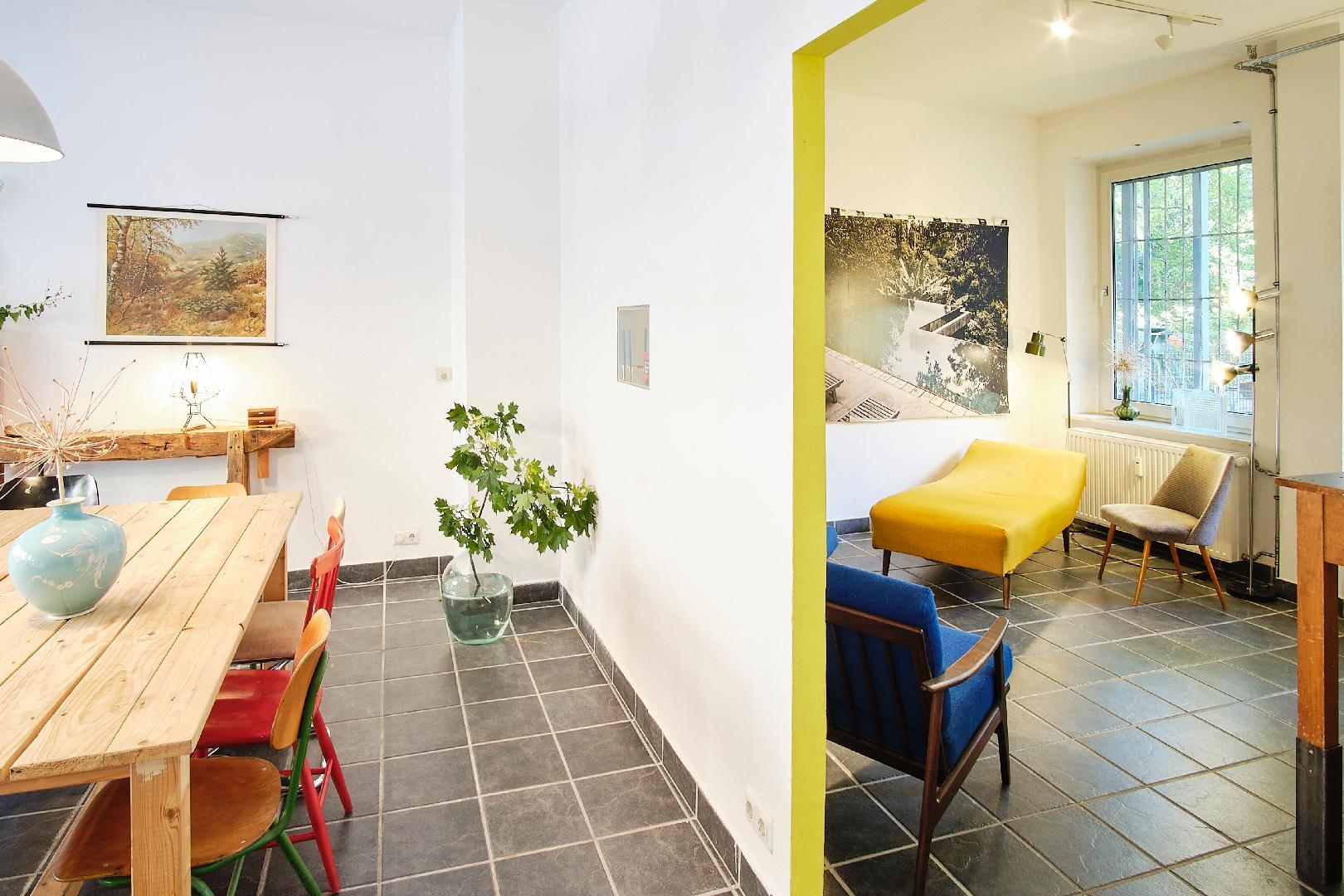 Picture 2 of Stilvoller Raum in Dänischem Vintage-Stil zum Mieten
