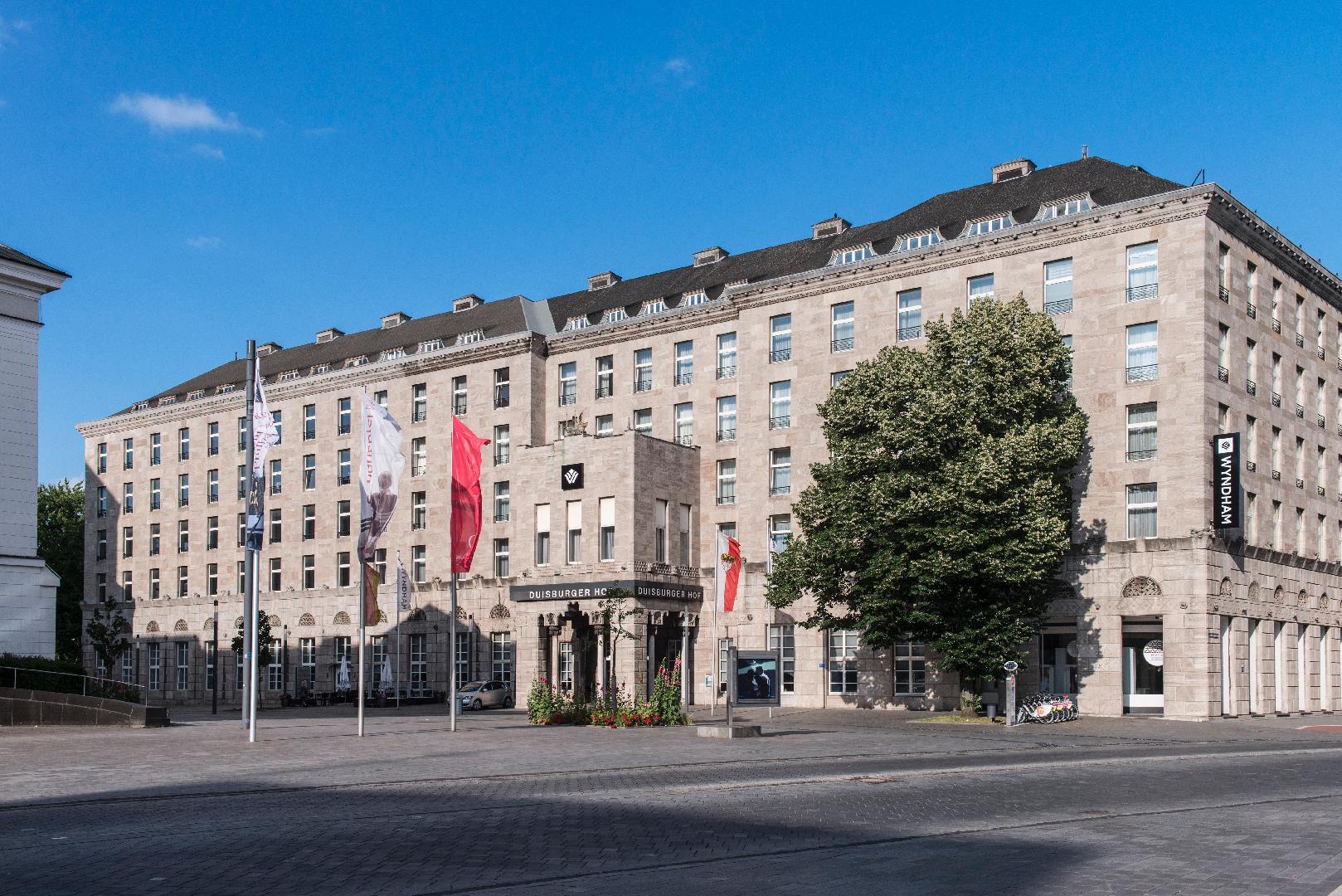 Bild 1 von Grand City Hotel Duisburger Hof