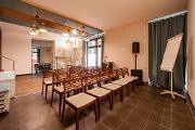 Palais Studios Reihenbestuhlung für bis zu 30 Personen Personen
