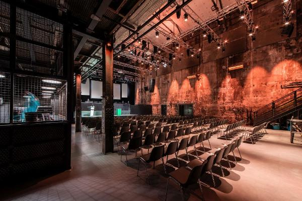 Picture 12 of Conferences at the Kulturbrauerei