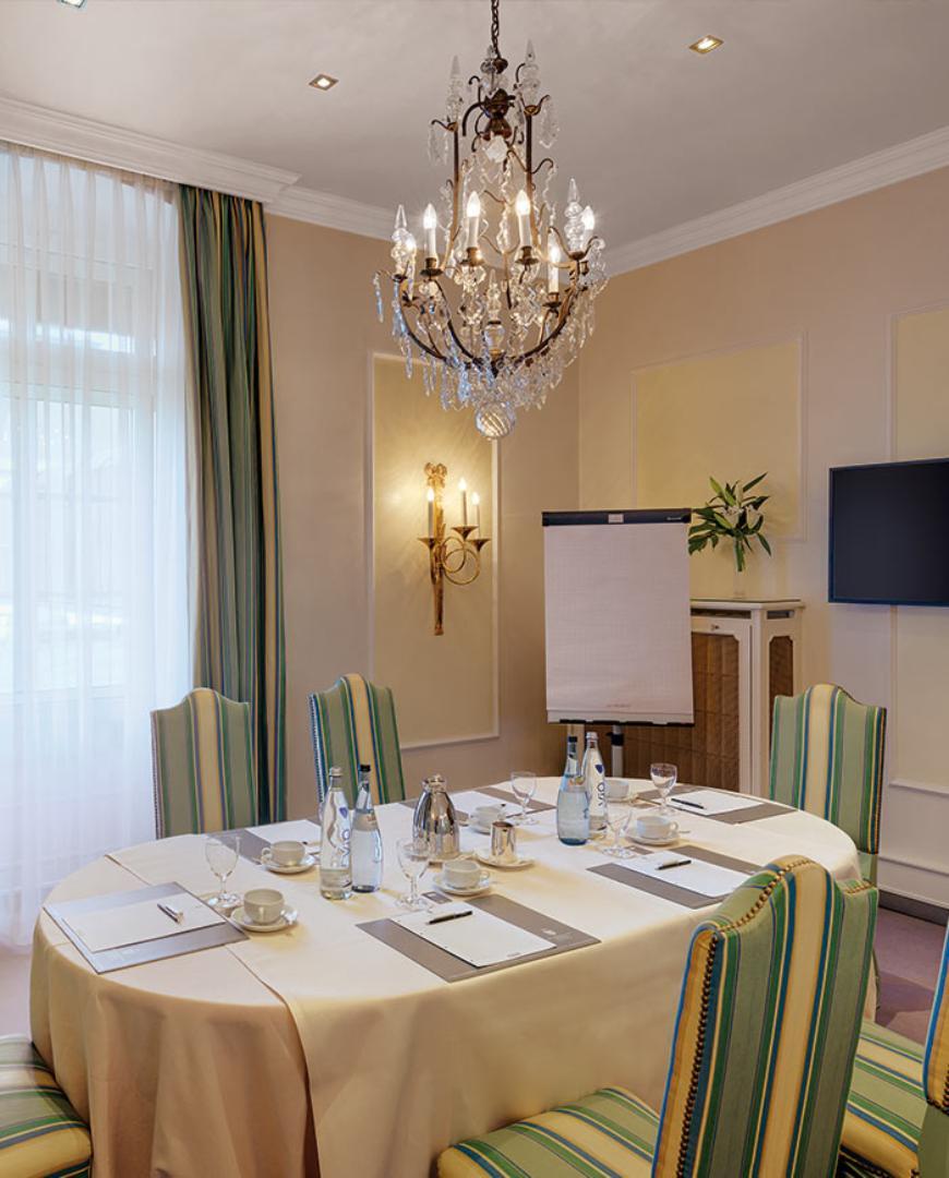 Bild 2 von Europäischer Hof Heidelberg - Hotel in Heidelberg - Tagungsräume