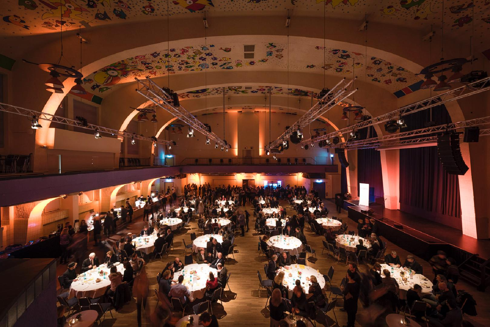 Picture 1 of Westbad Leipzig  - Festhalle in Leipzig - Konferenz und Kongress