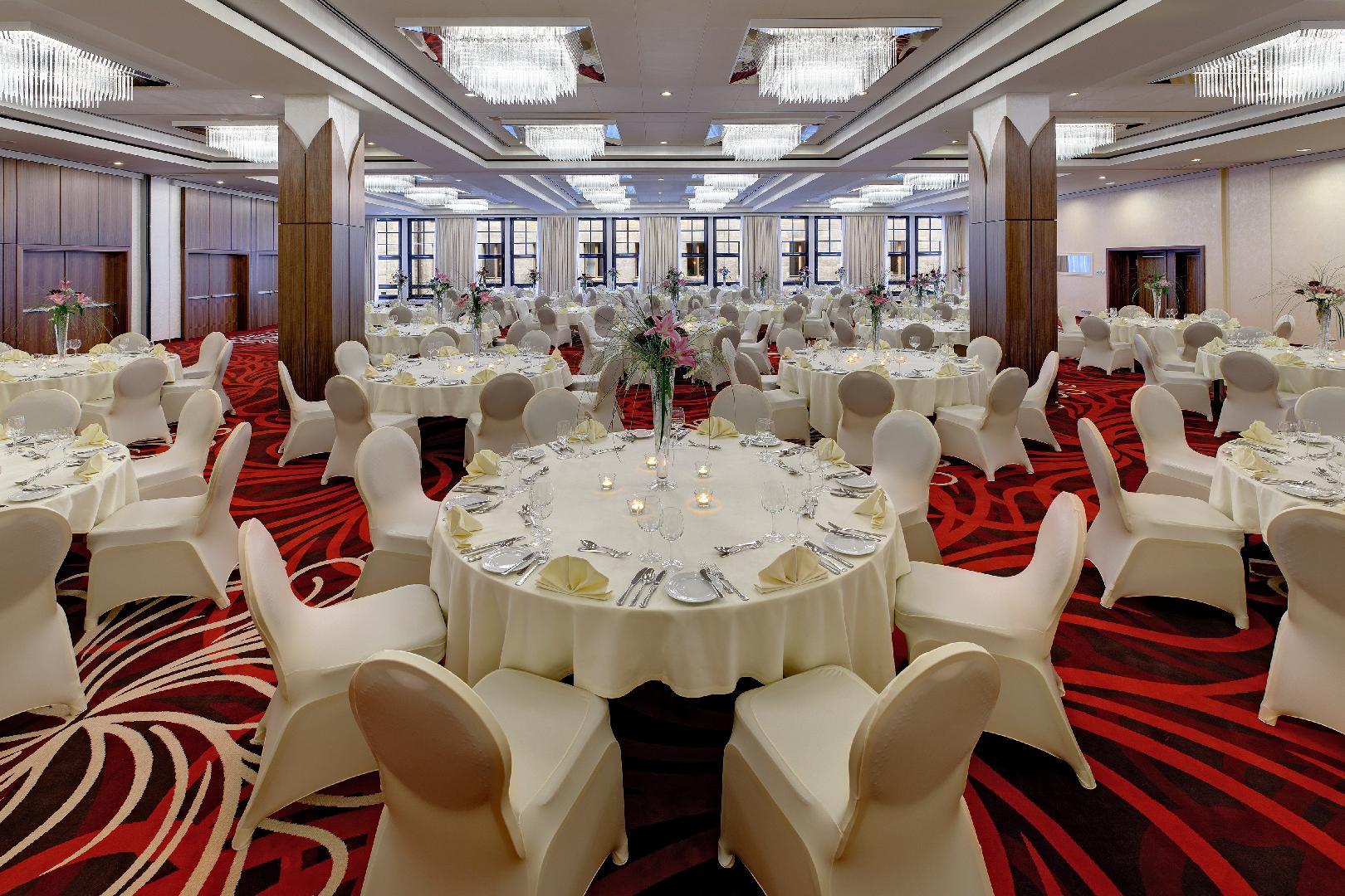 Gala im Ballsaal