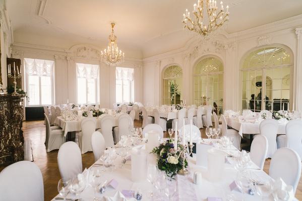 Bild 3 von Restaurant Vitzthum im Schloss Lichtenwalde