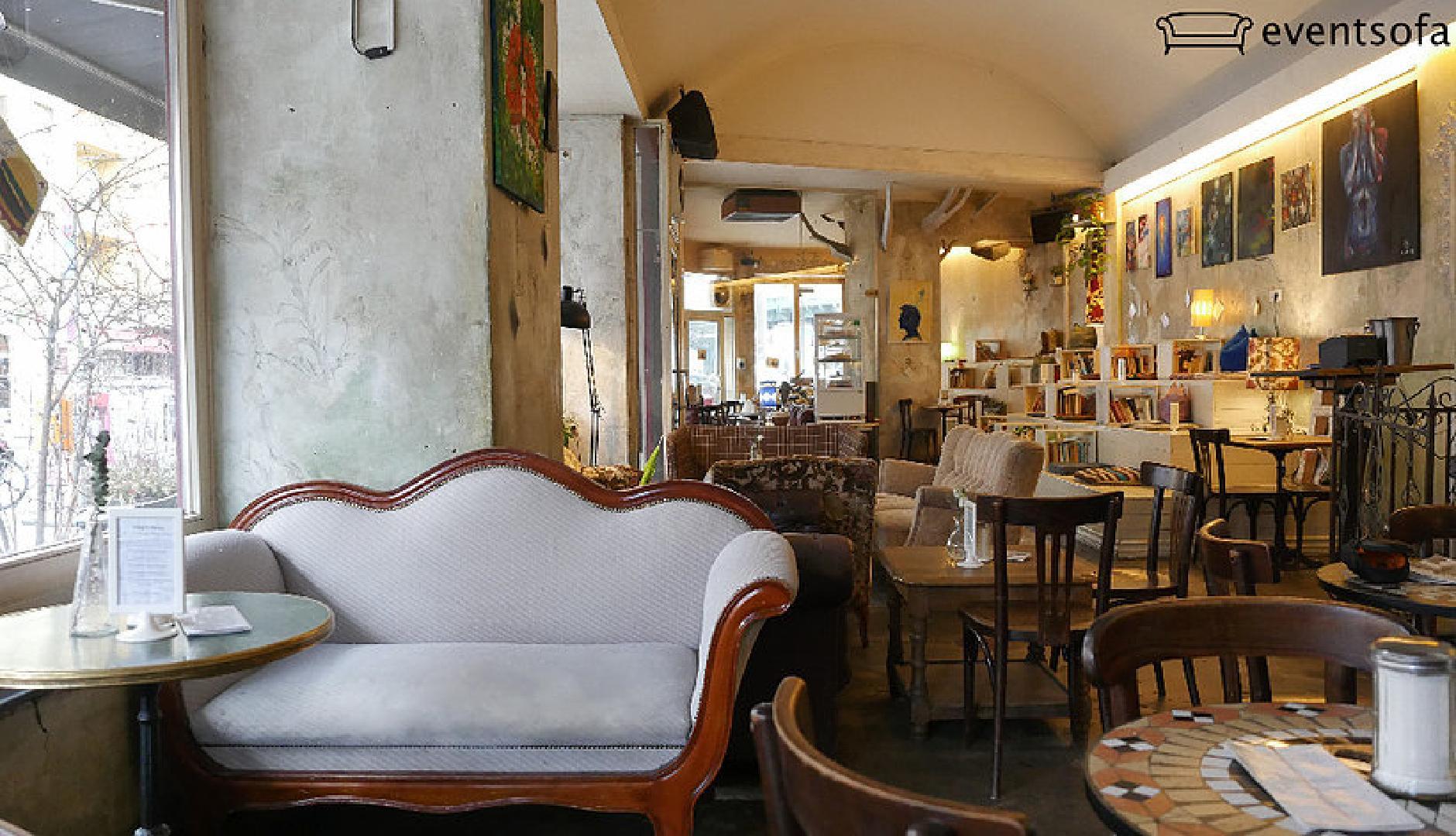 Cafebar Tagesbüro Bar Club Eventlocation Restaurant Lounge