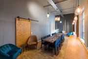 Palais Atelier Buffetbereich oder Back Office