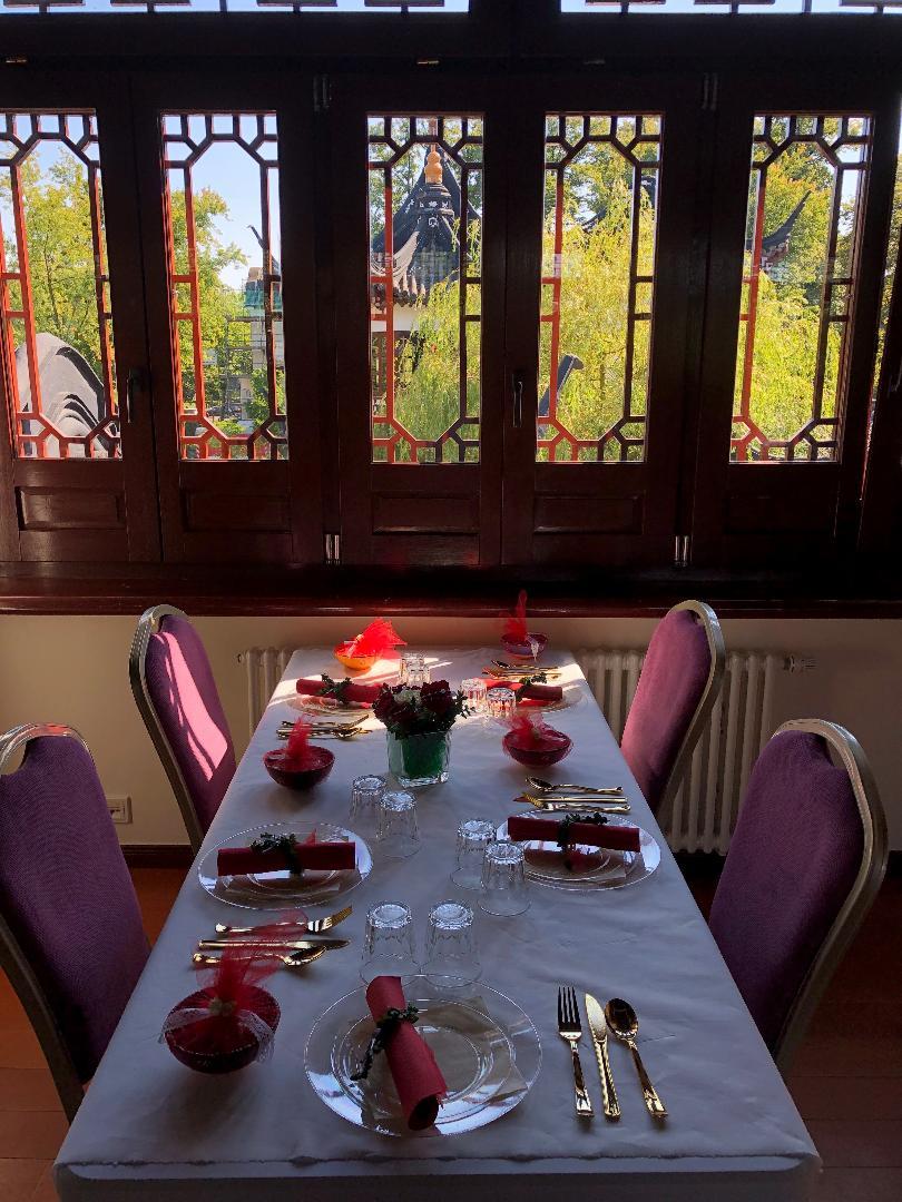 Bild 2 von Tagungsraum im chinesischen Teehaus