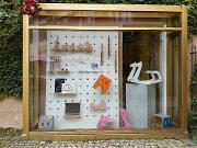 Picture 13 of Large framed shop window as advertising space in Berlin-Mitte