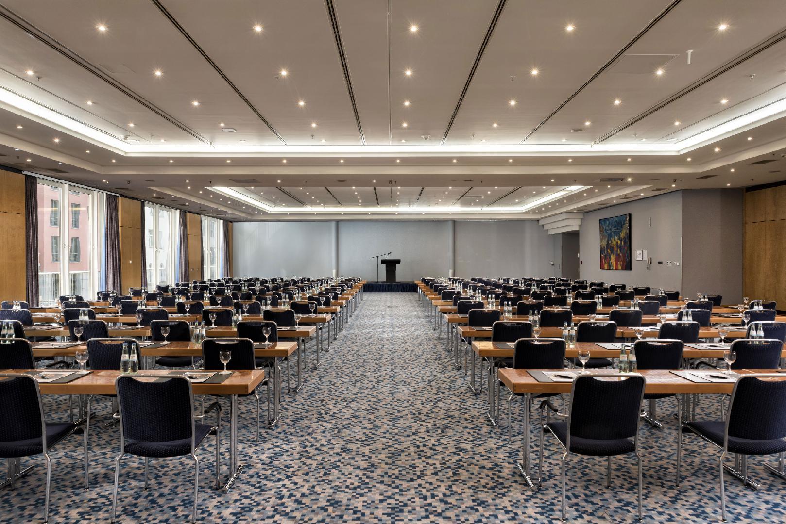 Bild 1 von Saal II im Maritim proArte Hotel Berlin