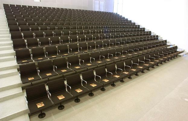 Pinakothek der Moderne, Auditorium
