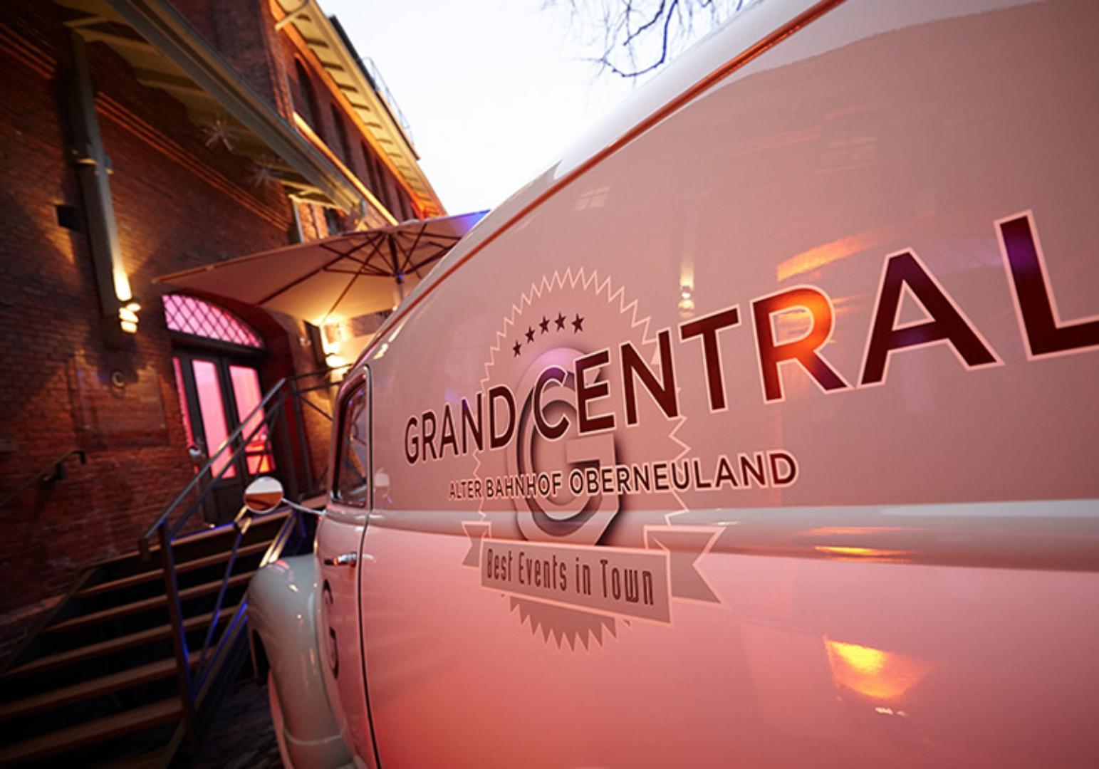 Bild 1 von Grand Central Alter Bahnhof Oberneuland