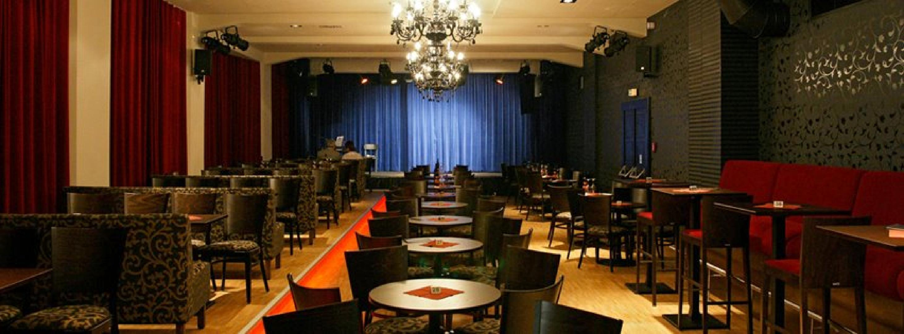 Picture 1 of Blauer Salon im Leipziger Central Kabarett