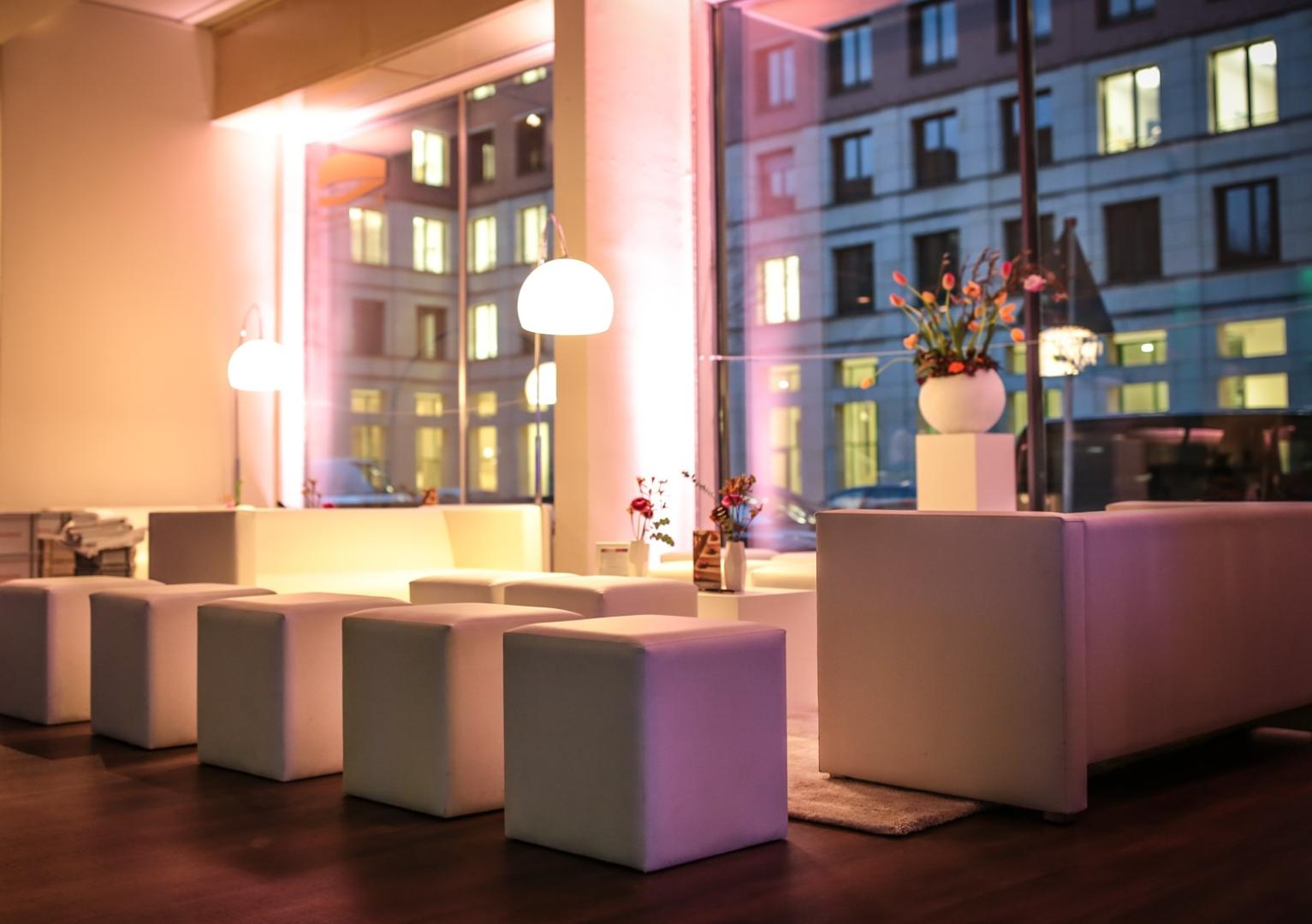 Bild 1 von Academie Lounge - 360° Eventlocation