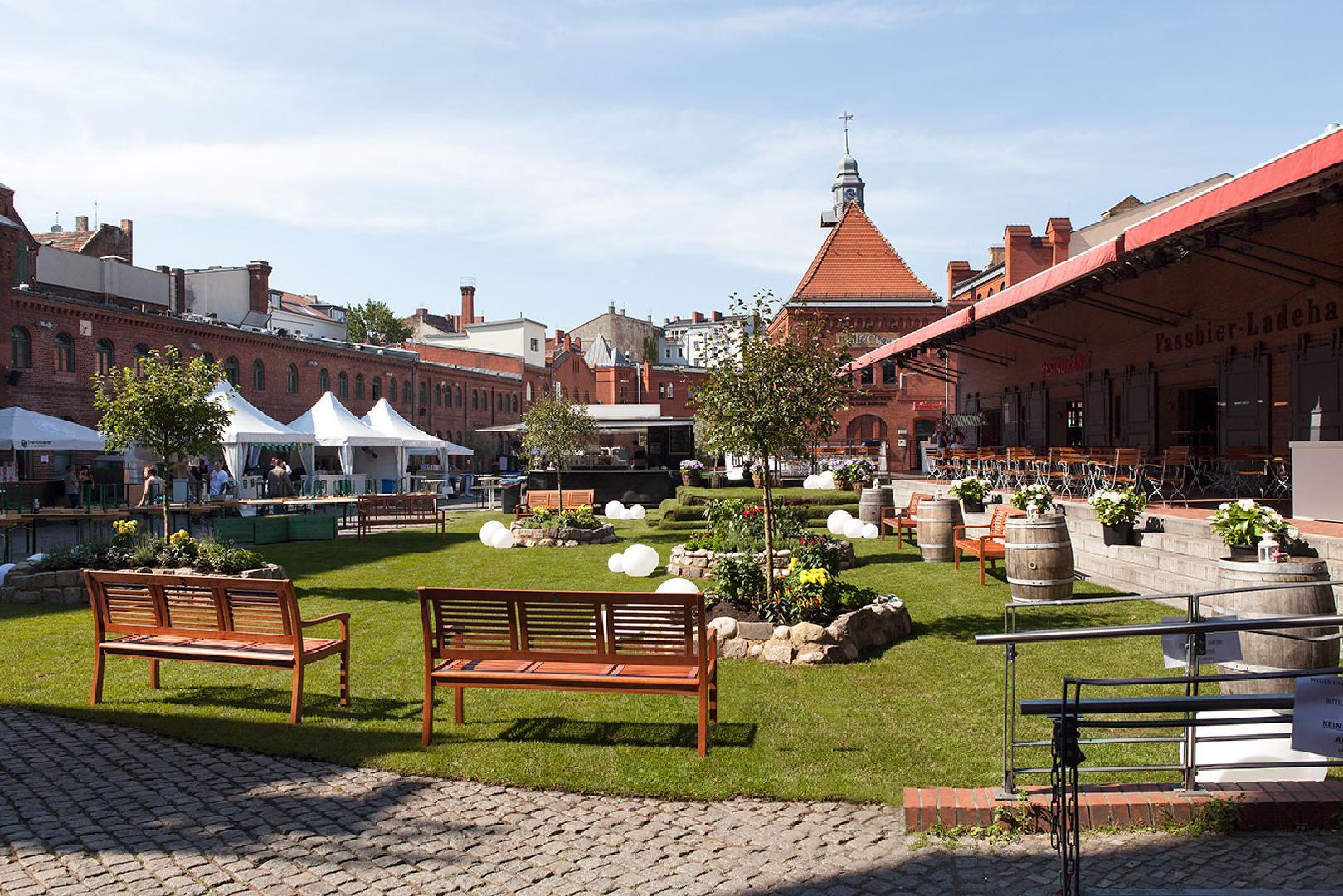 Kulturbrauerei Hof - Sommerfest