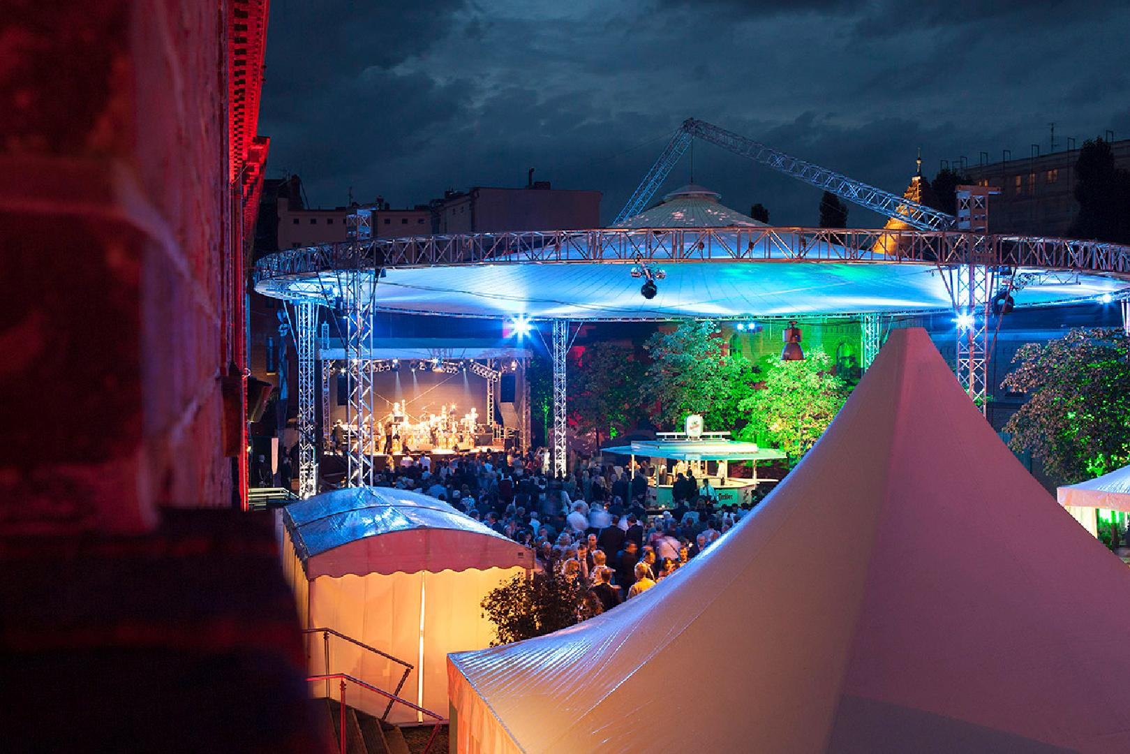 Kulturbrauerei Hof - Sommerfest mit Live Act