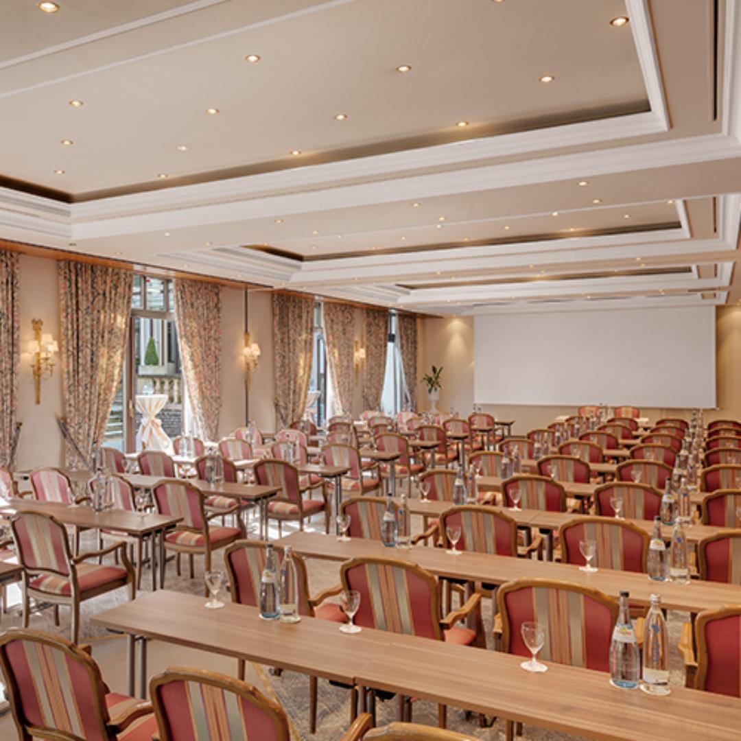 Bild 1 von Europäischer Hof Heidelberg - Hotel in Heidelberg - Tagungsräume