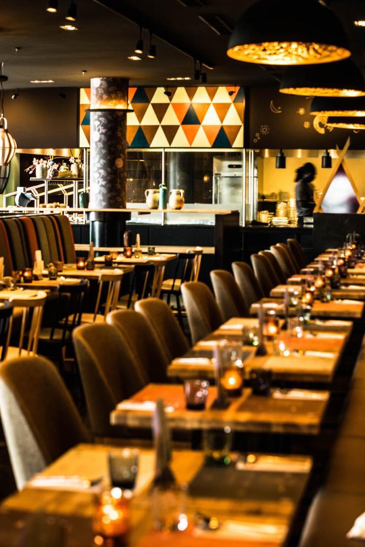 Bild 2 von Mongo´s Restaurant in Duisburg