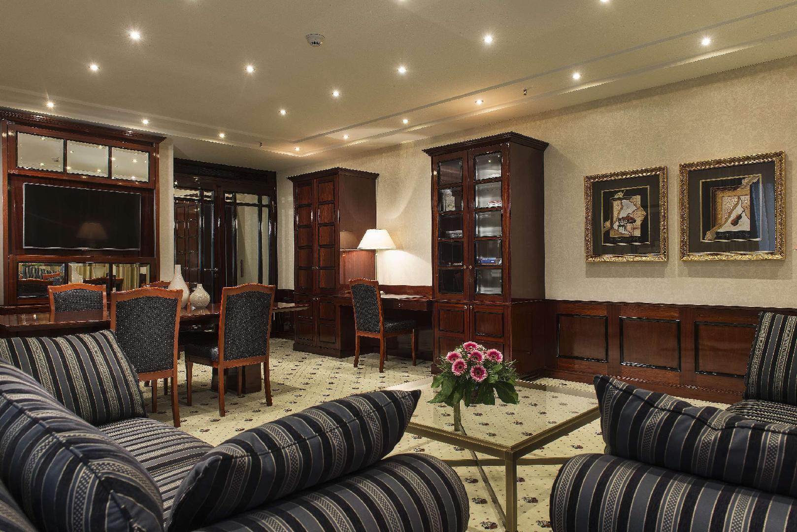 Bild 5 von Ambassador Suiten (als Tagungssuite)