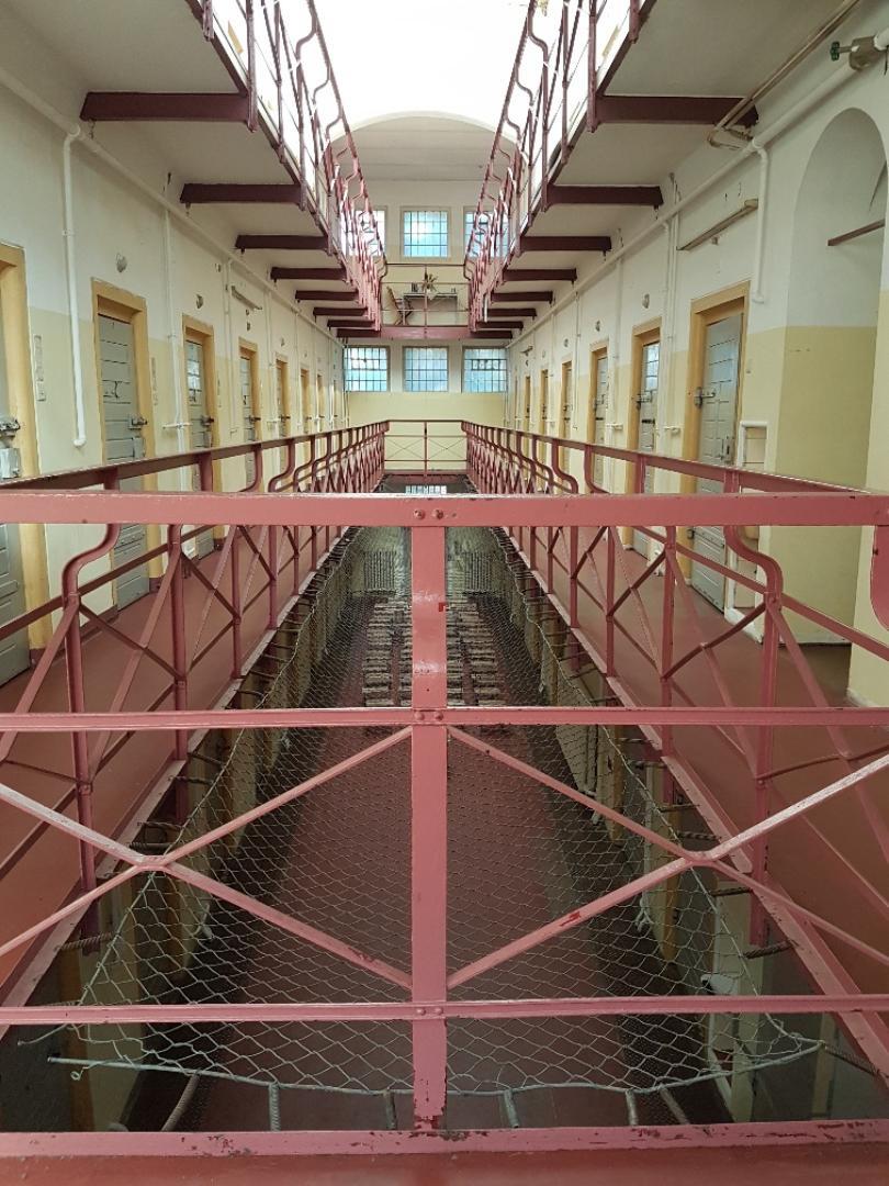 Gefängnistrakt