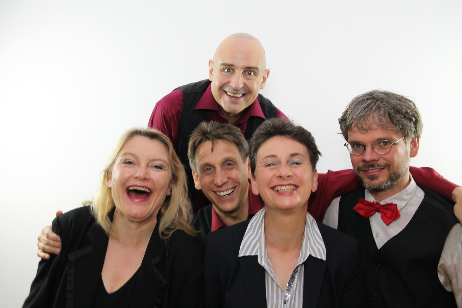 Kabarettensemble Leipziger Funzel