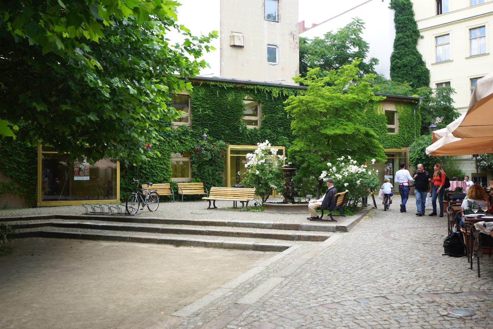 Heckmann-Höfe