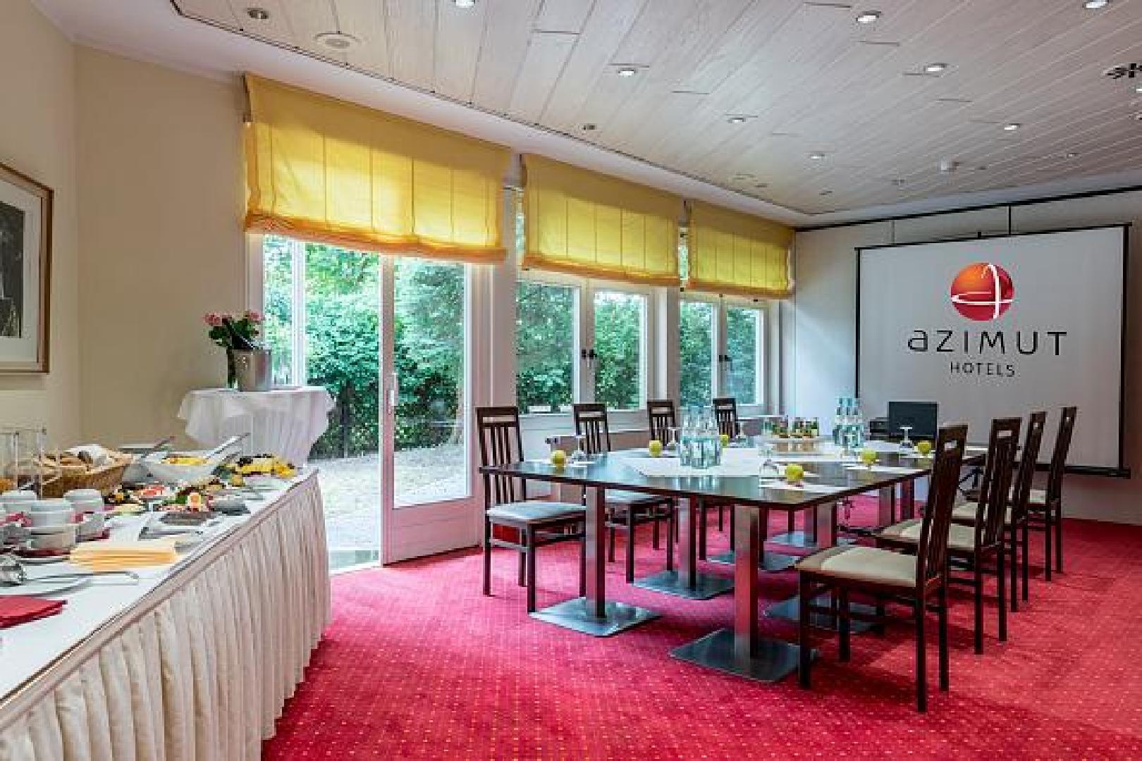 Bild 1 von 3 Tagungsräume in einem... im Azimut Dresden