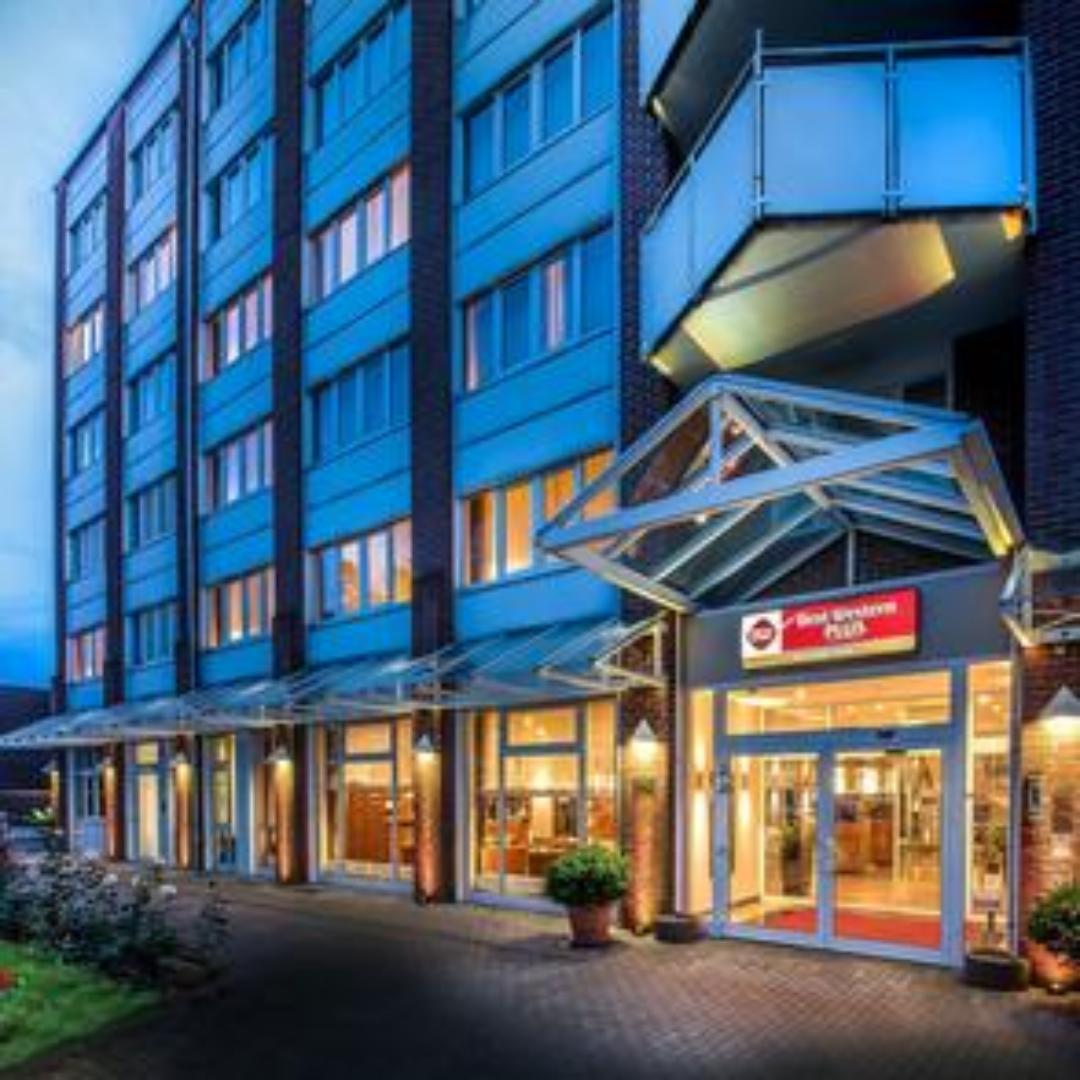 Bild 1 von BEST WESTERN PLUS Delta Park Hotel - Hotel in Mannheim - Seminar und Schulung