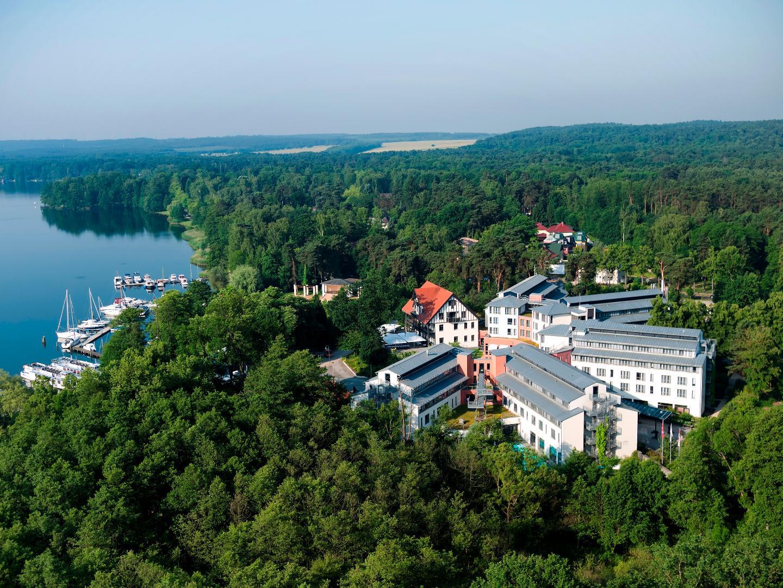 Hotel Esplanade Bad Saarow_Luftaufnahme