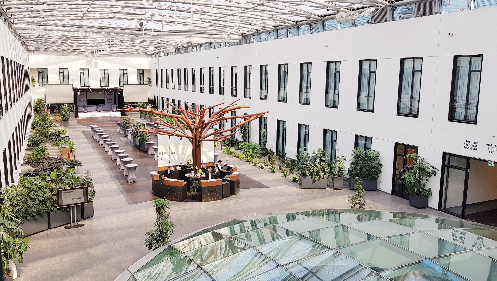 Bild 1 von Mercure Hotel MOA Berlin