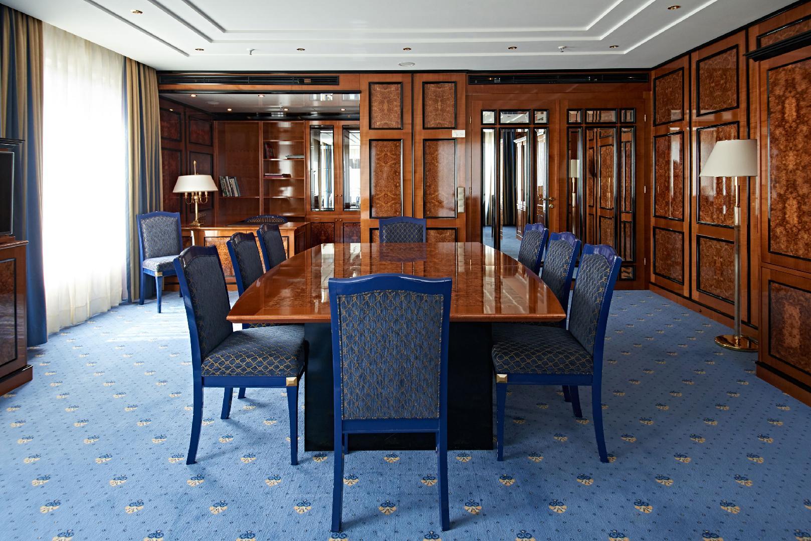 Bild 1 von Ambassador Suiten (als Tagungssuite)