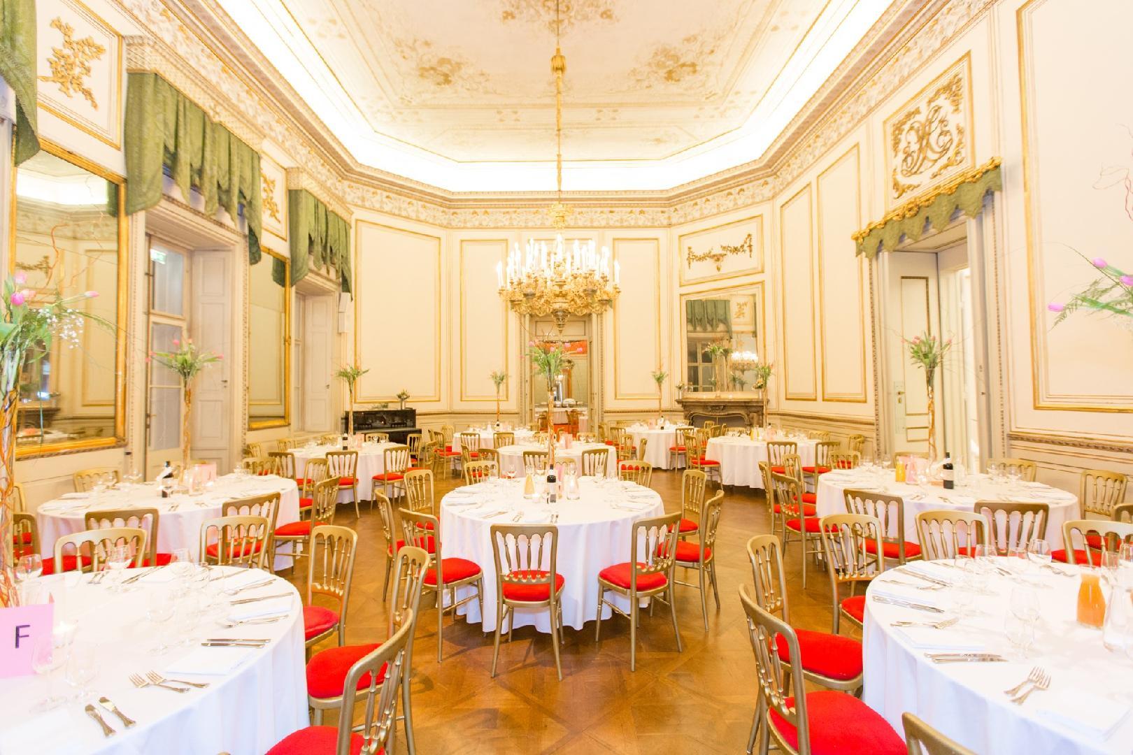 Festsaal im Palais Schönburg