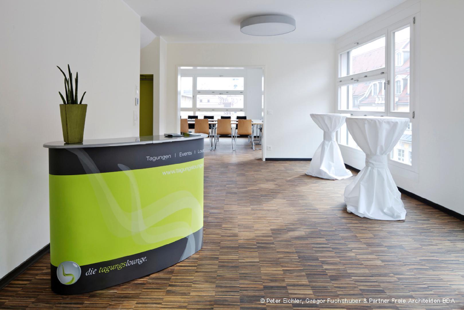 Foyer/Empfangsbereich