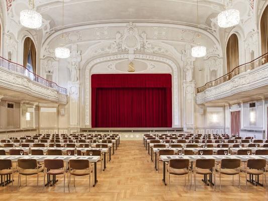 Bild 2 von Großer Saal im Steigenberger Hotel Bad Neuenahr