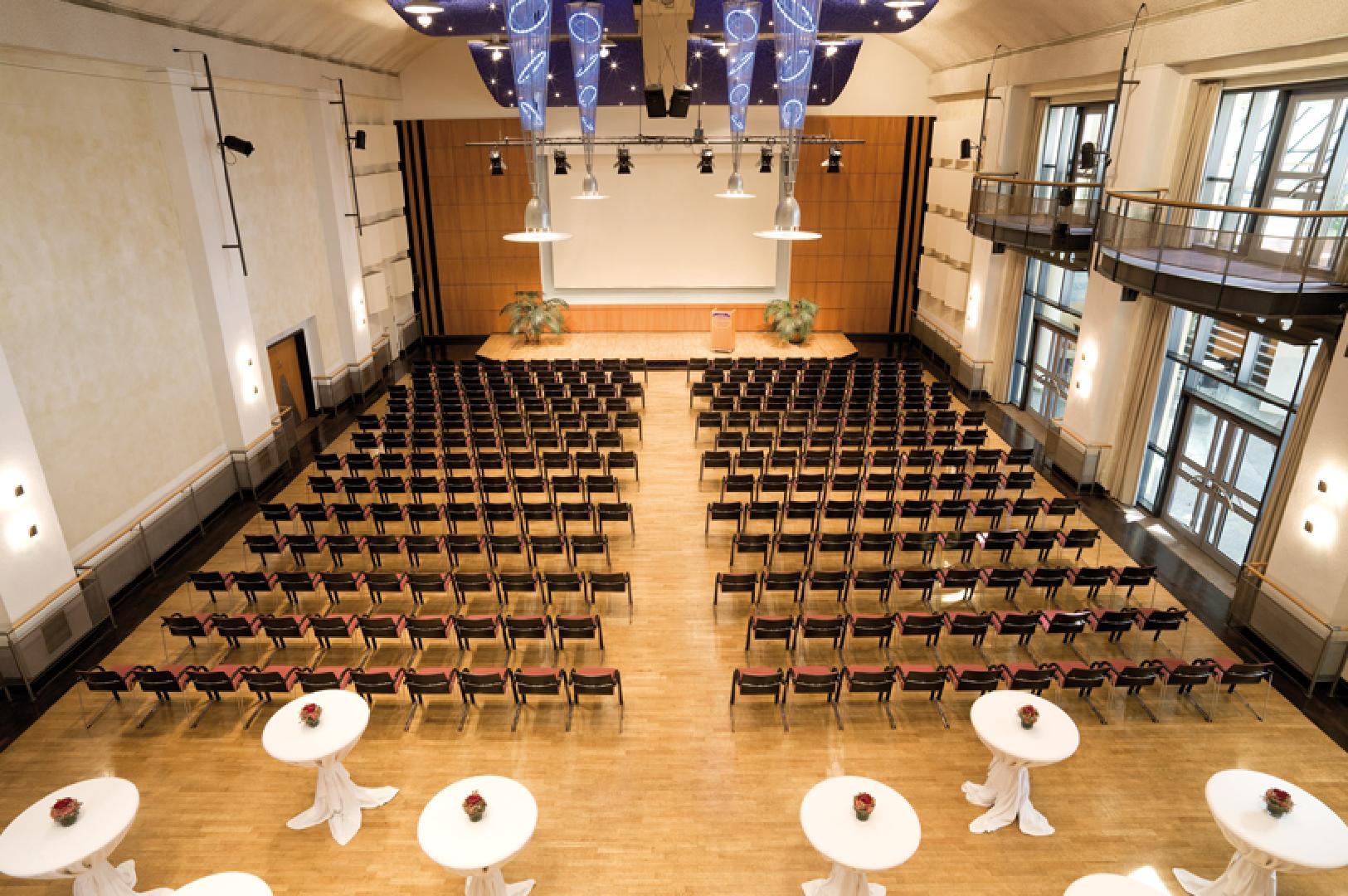 Bild 2 von Der große Sall, der Europa Saal und der Celler Saal in der Congress Union Celle