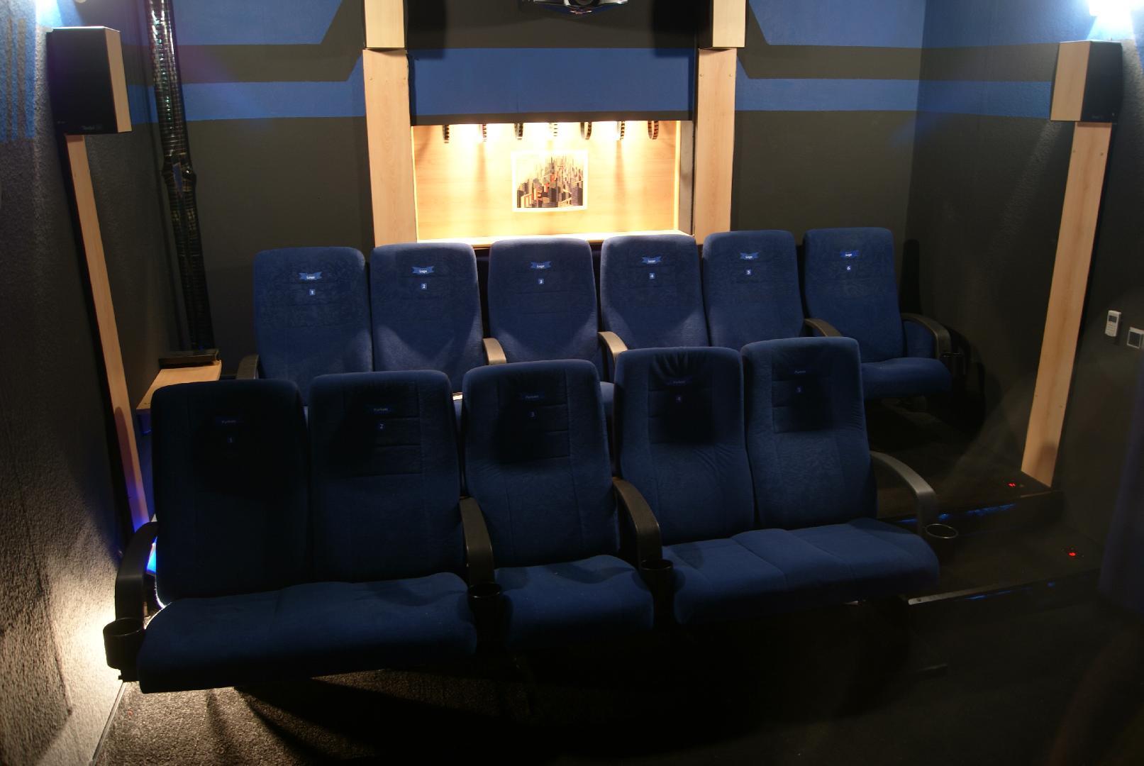 Picture 3 of Trarpalast - Berlin Screening Room inkl. Salon Flügel