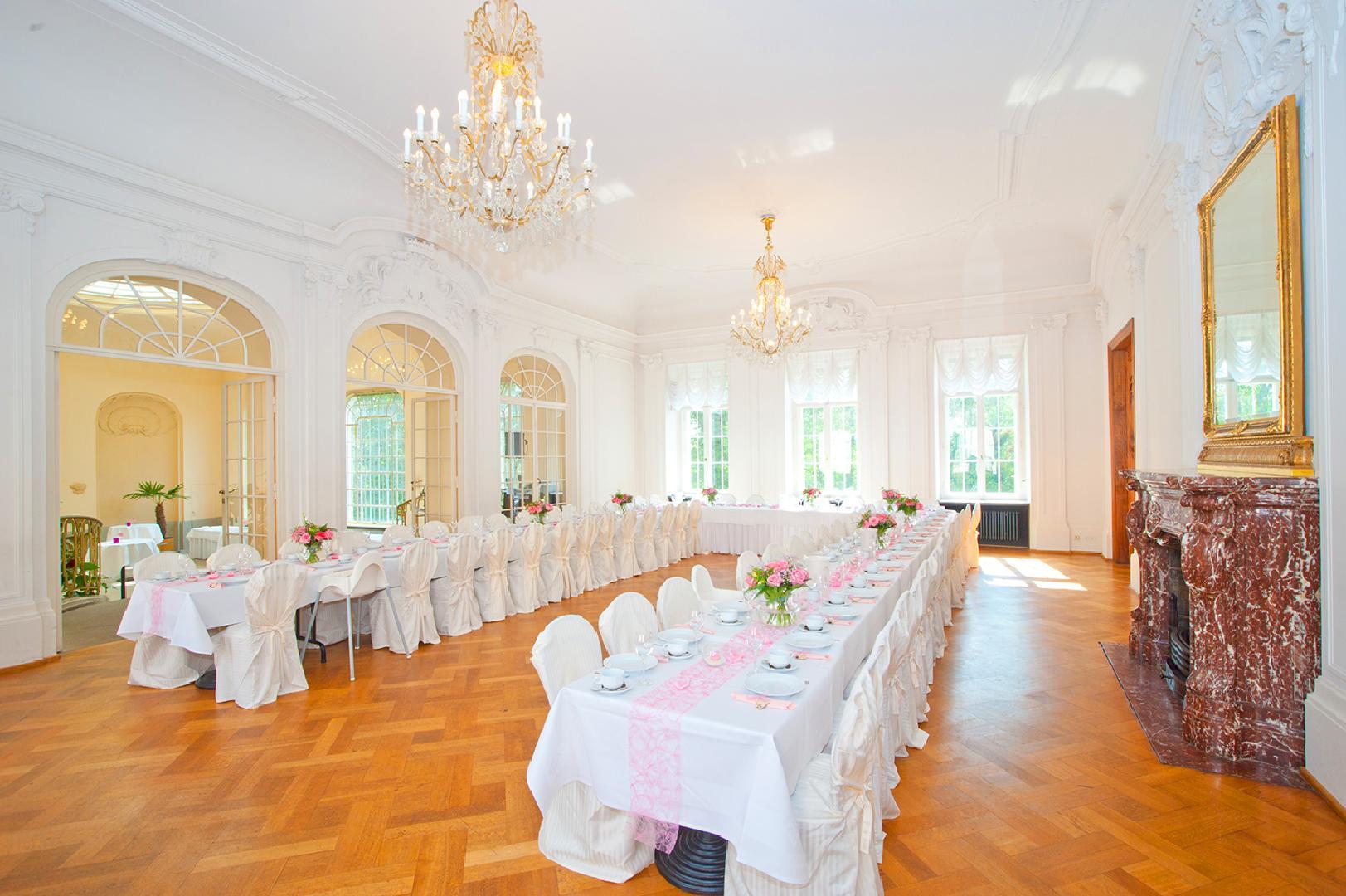 Bild 1 von Restaurant Vitzthum im Schloss Lichtenwalde