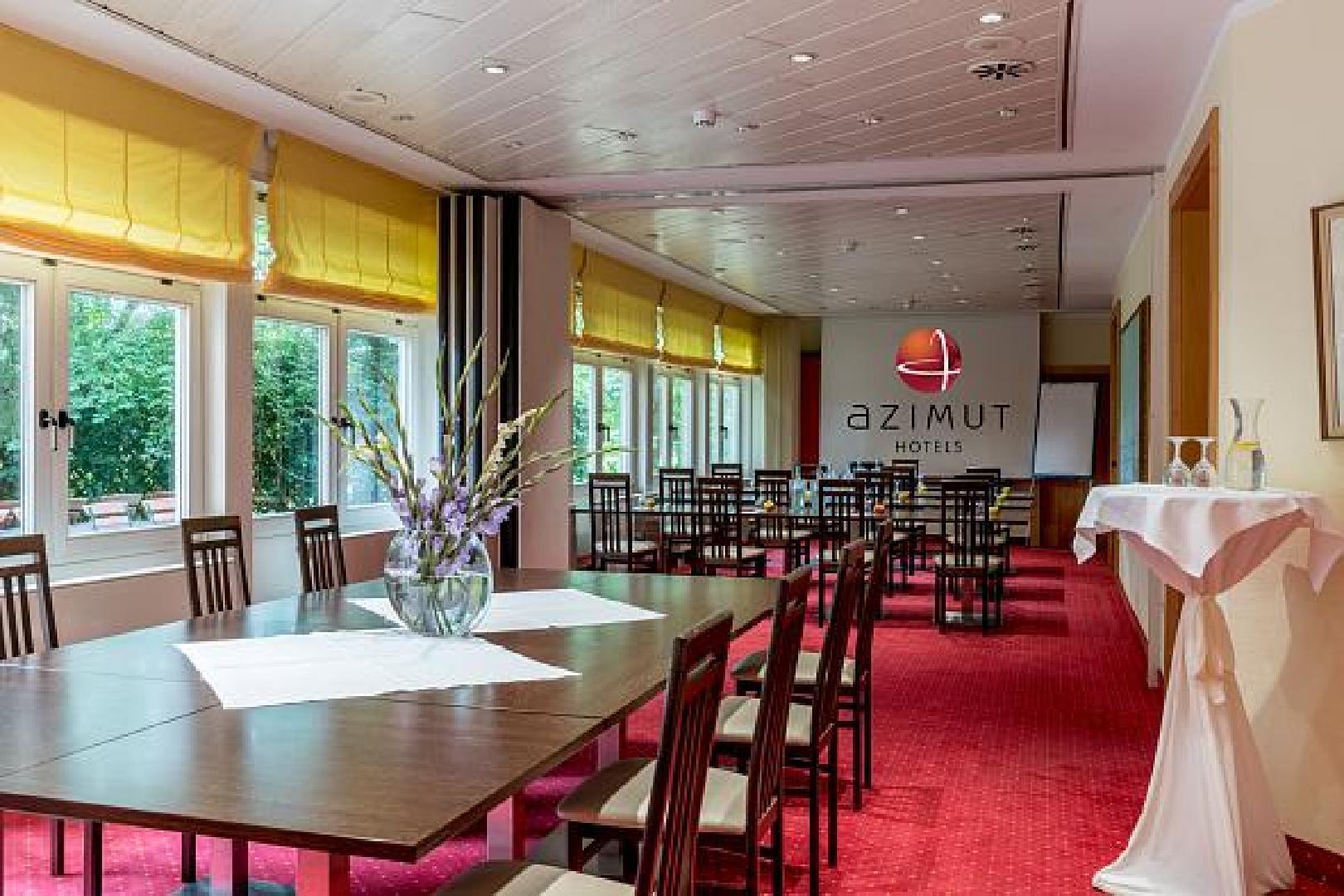 Bild 3 von 3 Tagungsräume in einem... im Azimut Dresden