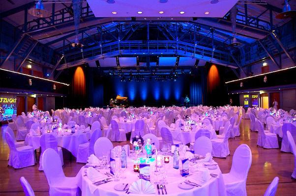 Bild 1 von Der große Sall, der Europa Saal und der Celler Saal in der Congress Union Celle
